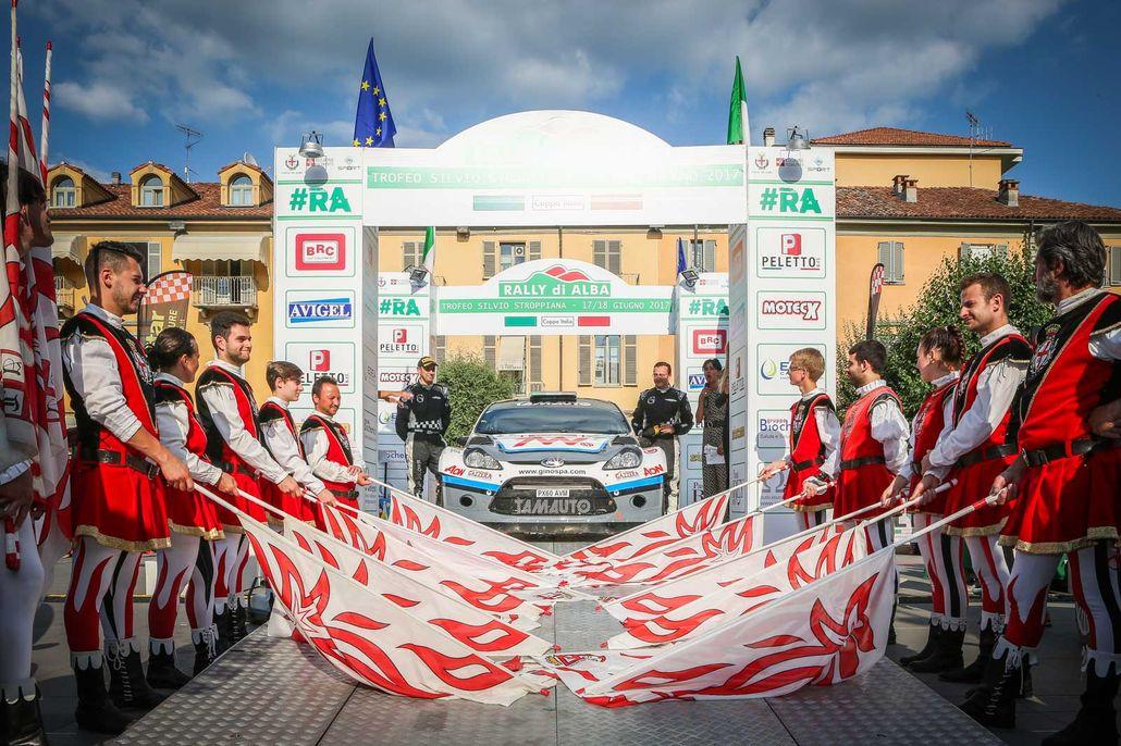 La fotogallery del Rally di Alba 2017