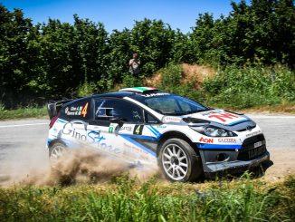 Coppa Italia Rally 1° Zona: prende il via il Trofeo Pirelli 2018