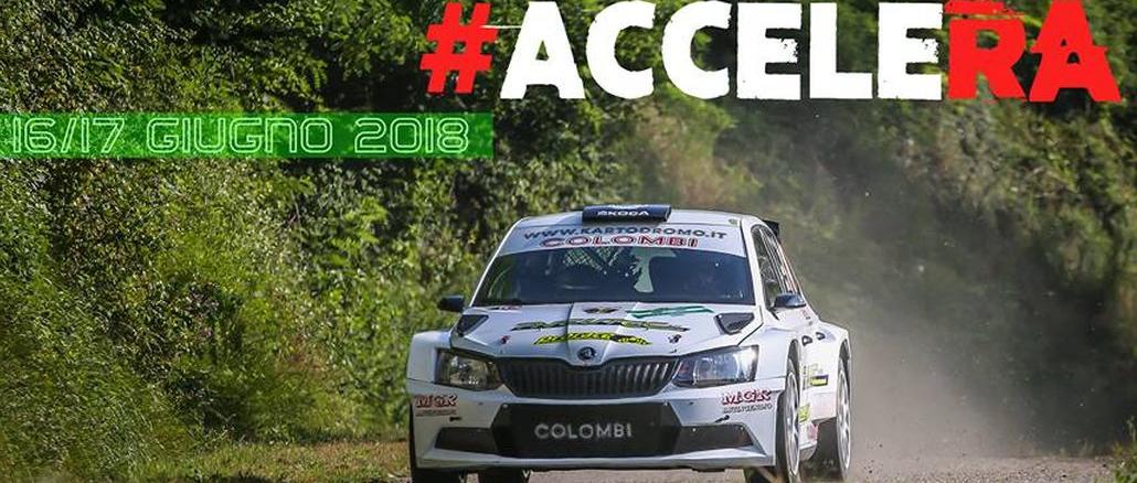 Il Rally di Alba è nel Trofeo Pirelli 1ª Zona