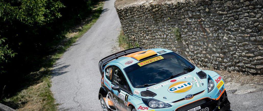Gino consolida il comando nel Rally di Alba 2018 1