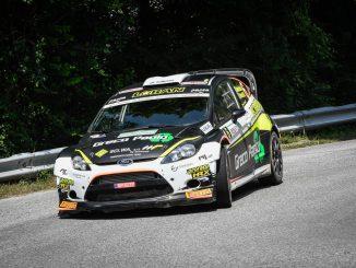 Gino consolida il comando nel Rally di Alba 2018 3