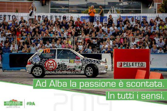 Ad Alba la passione è scontata, in tutti i sensi