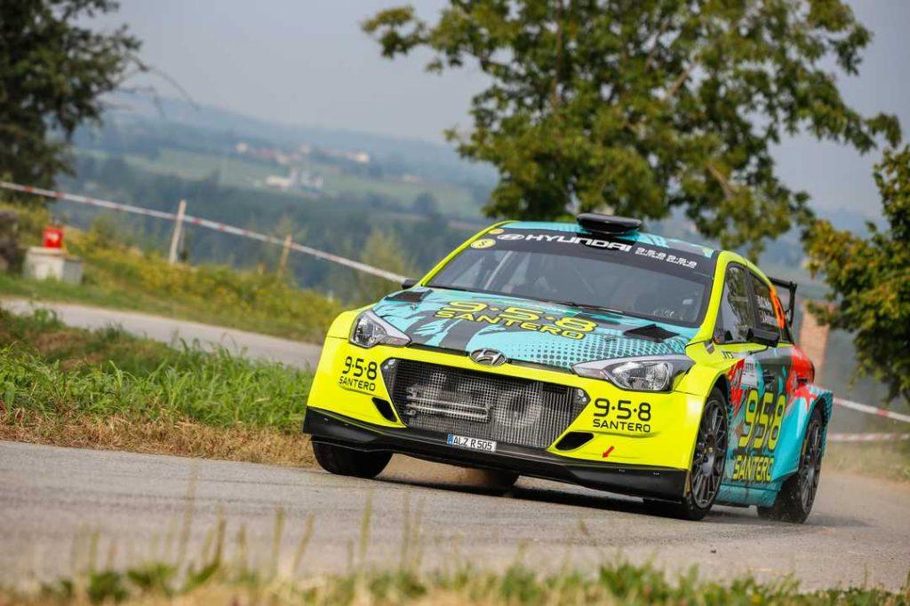 """Di nuovo """"profumo iridato"""" al Rally di Alba: confermate le vetture di Hyundai Motorsport"""