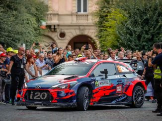 Rally di Alba 2019 premiato come miglior gara d'Italia