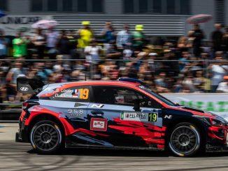 """Di nuovo """"profumo iridato"""" al Rally di Alba: confermate le vetture di Hyundai Motorsport 1"""